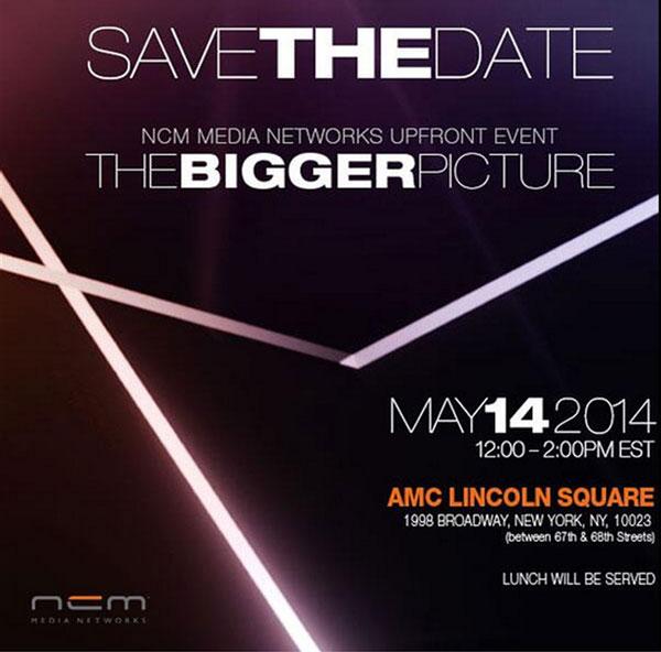 NCM Media Networks Upfront Event