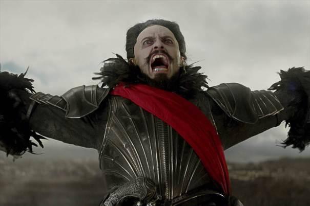Hugh Jackman as Blackbird in Pan