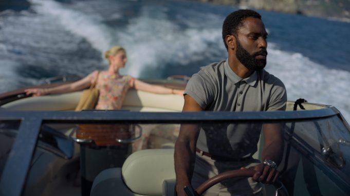 Tenet boat
